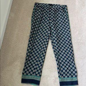 JCrew silky pants